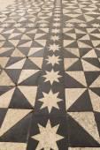 Ceramic floor in Burgos Cathedral — ストック写真