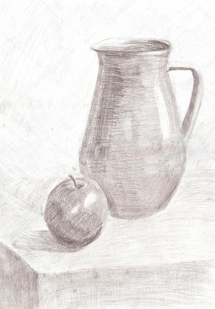 Pinterest Still Life Drawing Pencil Drawing Still Life
