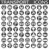 Construction and transport — Stock Vector
