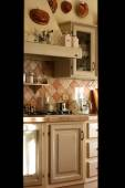 Lived-in Tuscan Kitchen — Photo