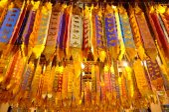 Ordination hall of Wat Chedi Luang, Thailand — Stock Photo