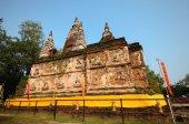 Pagoda, wat jed yod chiangmai — Stok fotoğraf