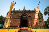 Pagoda ,wat jed-yod chiangmai — Foto de Stock