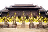 Wat Phan Tao Tapınak, Tayland — Stok fotoğraf