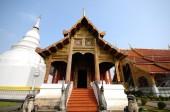 Wat Phra Singh, Thailand — Zdjęcie stockowe