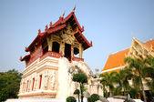 Wat Phra Singh, Thailand — Stock Photo