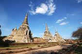 Wat Phra Sri Sanphet, Tayland — Stok fotoğraf