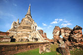 Wat Phra Sri Sanphet , Thailand — Stock Photo