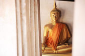 Wat Phutthaisawan - Thailand — Stock Photo