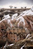 Special stone formation of Cappadocia, Turkey. — Stock Photo
