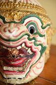 Hua Khon (Thai Traditional Mask) Used in Khon - Thai traditional dance — ストック写真