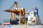 BANGKOK, February 26,2015: Port Authority of Thailand — Stock Photo
