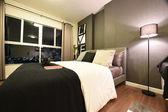 Inre av condominium rum — Stockfoto