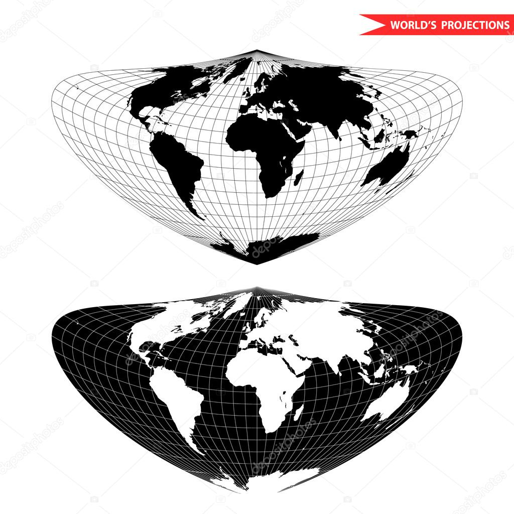 Atlas of the WorldProjections  Wikimedia Commons