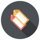 Pricelist icon — Stock Vector