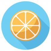 Lemon icon — Stock Vector