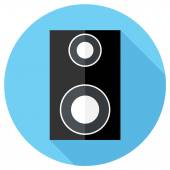 Loudspeaker icon — Stock Vector