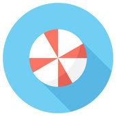Icona di ombrello — Vettoriale Stock