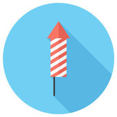 Firecracker icon. — Stock Vector