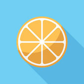 Lemon icon. — Stock Vector