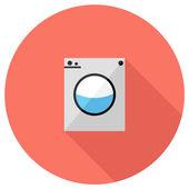 Washing machine icon — Stock Vector