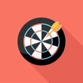 Ikona strzałki — Wektor stockowy