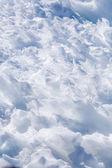 Snow close-up. — Stock Photo