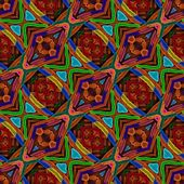 Colorful background in the style of oriental carpets — Stock Photo