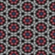 Hexagonal patterned background in art deco style — Stock Photo #62556281