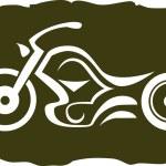 ������, ������: Custom motorbike