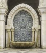 Fountain in oriental style — Stock Photo