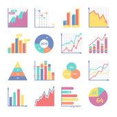 Modern infographics for presentations. — Stock Vector