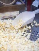 Pop corn snack for sell — Stock Photo
