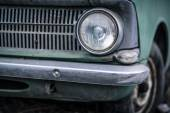 Retro car — Foto de Stock