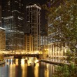 Chicago at Night — Stock Photo #62714441