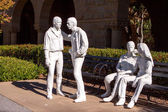 Gay Liberation Monument. Stanford University Campus. — Photo
