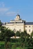 Konstantinovsky Palace in Strelna, St. Petersburg. The residence — Stock Photo