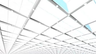 Ceiling Animation — Stock Video