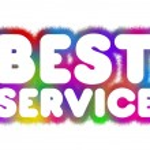 Best Service — Stock Photo #64140153