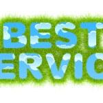 Best Service — Stock Photo #70716221