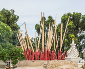 Magnificent Incense burner in Thailand — Foto Stock