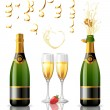 Champagne — Stock Vector #60034111