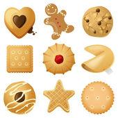 Cookies — Vecteur