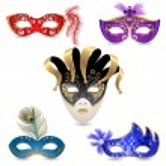 Carnival masks  — Stock Vector #60047257