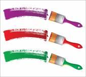 Repair brushes — Wektor stockowy