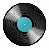 Retro Vinyl — Stock Vector