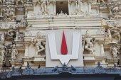 Gopuram of Simhachalam temple,Andhra Pradesh,india  — ストック写真