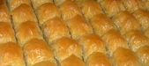 Traditional Turkish Baklava — Stock Photo