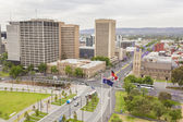 View of Adelaide city in Australia in the daytime — Stock Photo