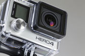 GoPro Hero 4 Black — Stock Photo